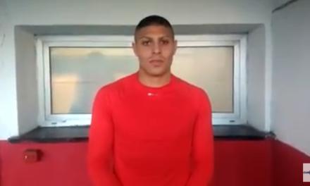 VIDEO – Prima doppietta per l'ex River Franco Lepera: «Contento per me ma soprattutto per la squadra»