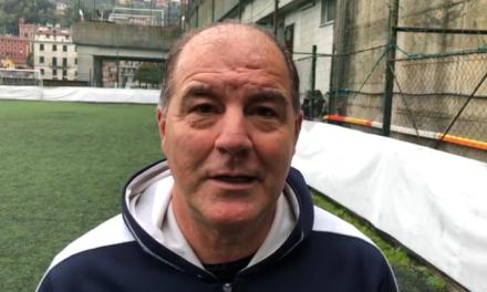 VIDEO – Mister Migliaccio fa i complimenti al Ravecca: «Meriterebbe ben altra classifica…»