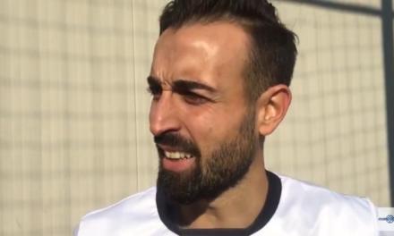 VIDEO – Morani: «Contento del gol ma l'importante è la vittoria della squadra»