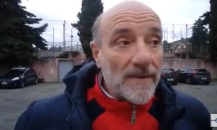 VIDEO – Alfio Scala: «L'autorete iniziale ci ha complicato la vita ma squadre come l'Imperia fanno un altro campionato»