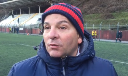 VIDEO – Eccellenza: Genova Calcio-Vado 3-1. Il commento di mister Tarabotto