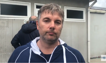 VIDEO – Diego Verardo: «Direzione arbitrale non perfetta e noi abbiamo un po' perso la testa»