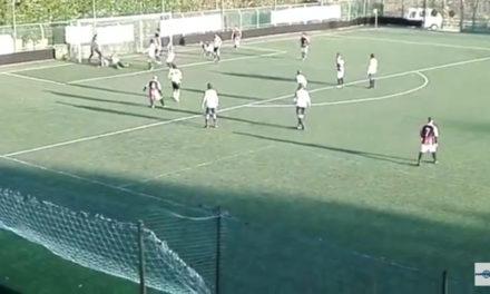 VIDEO: MARASSI-COGORNESE 3-1. I gol di: Casella, Donadeo, Strad, Ghiglia