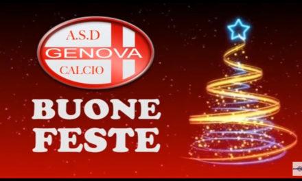 Tanti auguri in biancorosso: Genova Calcio in festa al Teatro Govi di Bolzaneto