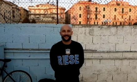 Video –  intervista a LUCA SANGUINETI della RIESE
