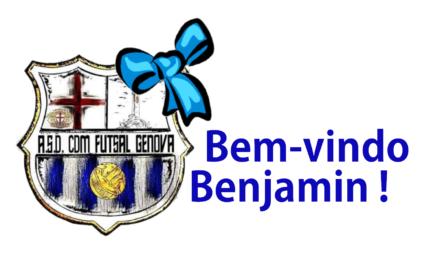 Fiocco azzurro in casa CDM Genova: è nato il piccolo Benjamin Mazzariol