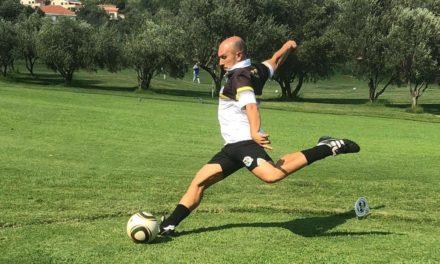 Roberto Puliga ai Mondiali di FootGolf a Marrakech: «Il mio sogno? Arrivare tra i primi cento del mondo»