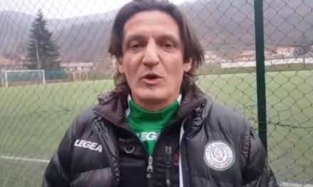 CAMPI CORNIGLIANESE, l'intervista a mister Alessandro Scuzzarello