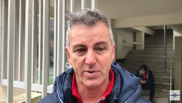 VIDEO. Mister Salvatore Sisinni: «Pieve Ligure penalizzato da un arbitraggio non all'altezza»