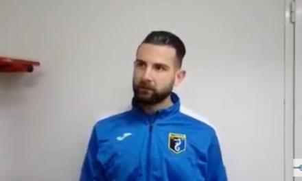 VIDEO. Imperia-Ventimiglia 1-0: parla il matchwinner Nicholas Costantini