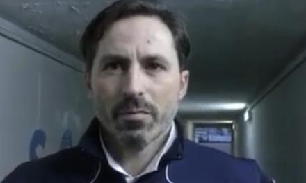 VIDEO. L'onestà di mister Grandoni: «Dispiacere prendere gol nel finale ma il pareggio ci poteva stare»