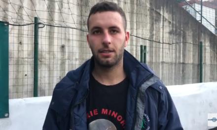 VIDEO – Pareggio casalingo contro la Genova Calcio: il commento di Federico Guidotti del Baiardo