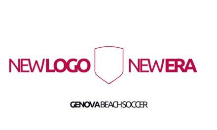 Genova Beach Soccer, si alza il sipario sul nuovo logo che accompagnerà la squadra nel ritorno in Serie A