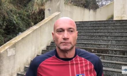 VIDEO. Il commento di Matteo Vecchi: «Pieve Ligure sfortunato. Noi però non molliamo»