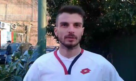VIDEO – Troppo Little Club per la Burlando: il commento del rossoblù De Mattei