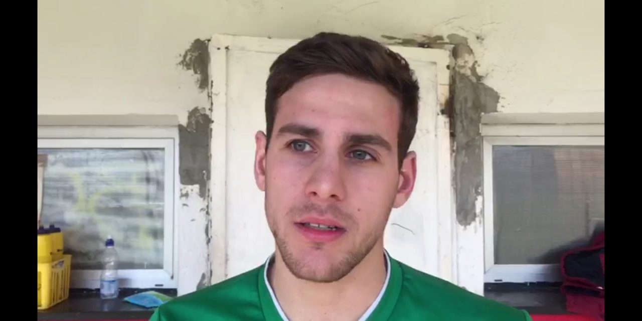 VIDEO – Caperanese ok sul Via Acciaio. Parla il matchwinner Perucchio: «Tre punti importanti»