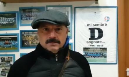 VIDEO – Davide Torrice: «Oggi il Ligorna avrebbe potuto battere qualunque avversario»