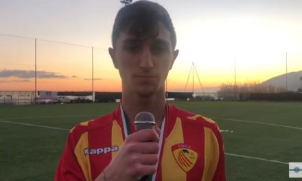 VIDEO – Alessio Salzone: «Gara difficile ma l'avevamo preparata perfettamente»