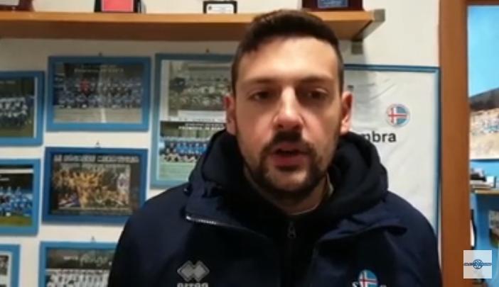 VIDEO – Sonetti: «La miglior partita della stagione per il Ligorna»