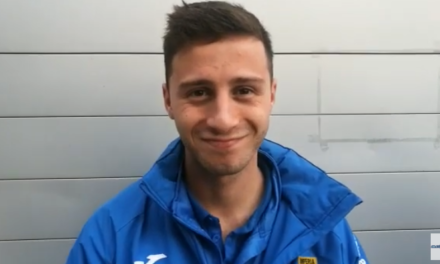 VIDEO – Faedo: «Il mio gol? Un'azione che abbiamo provato a lungo in settimana»