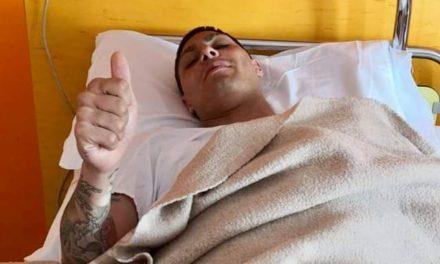 GENOVA CALCIO: intervento riuscito  per LEPERA