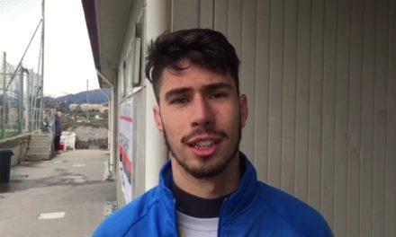 VIDEO – Belloro: «L'espulsione? Purtroppo ho perso la testa. Il mio errore l'ha pagato tutta la squadra»