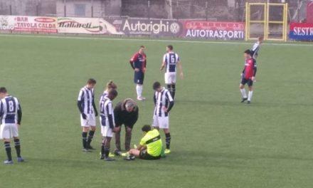 Serie D, Sestri Levante-Savona sospesa dopo pochi minuti