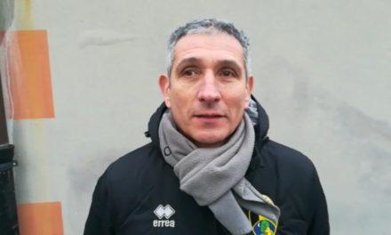 VIDEO – Alberto Mariani: «Nel secondo tempo ho chiesto ai miei ragazzi di dare tutto»