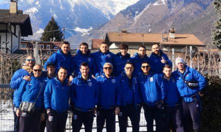 Foto di squadra in stile… Olimpiadi Invernali per la Cdm Genova