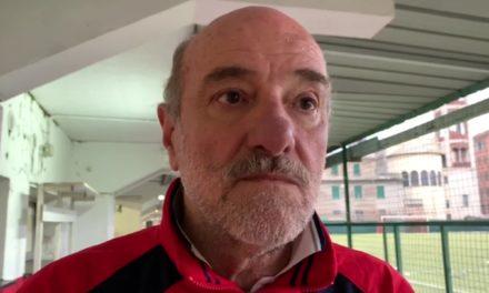 VIDEO – Alfio Scala: «Partita giocata alla pari. Peccato per il rigore che non influisce ma fa arrabbiare»