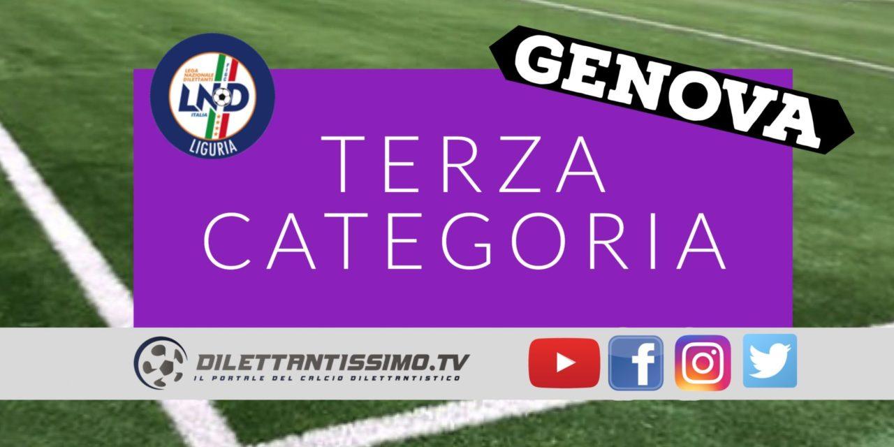 DIRETTA LIVE – Terza Categoria, 10ª giornata