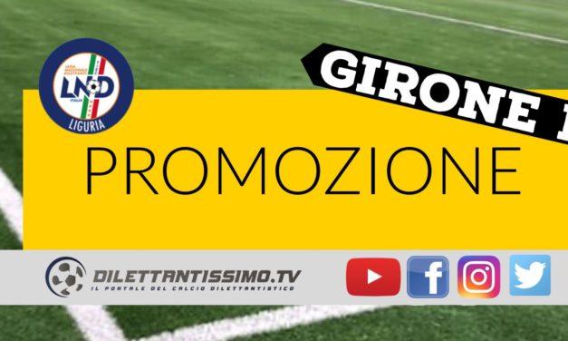 DIRETTA LIVE – PROMOZIONE B, 4ª giornata: risultati e classifica