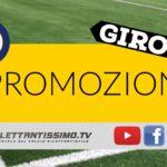 DIRETTA LIVE – PROMOZIONE A, 4ª giornata: risultati e classifica