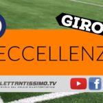 DIRETTA LIVE – Eccellenza, 17ª giornata