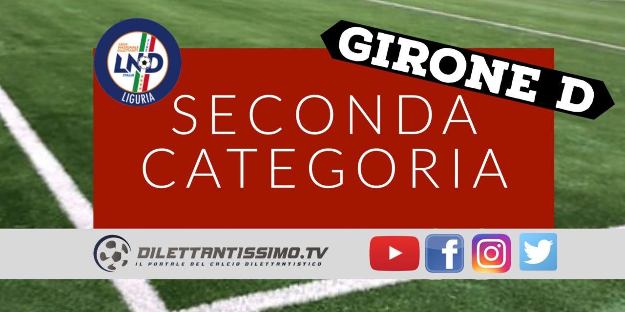 DIRETTA LIVE – Seconda D: risultati e marcatori della 1ªgiornata