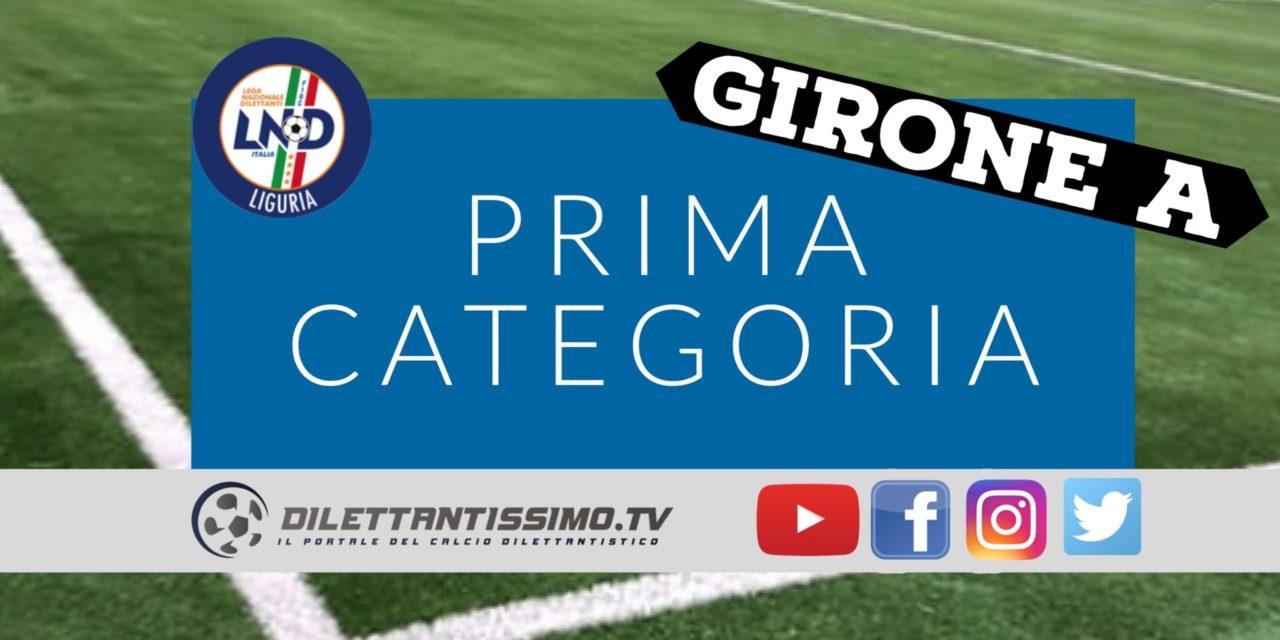 DIRETTA LIVE – PRIMA CATEGORIA A, 14ª GIORNATA