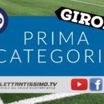 DIRETTA LIVE – Prima D, 13ª giornata