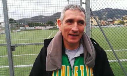 Intervista post partita, Mister Mariani Athletic Club Liberi