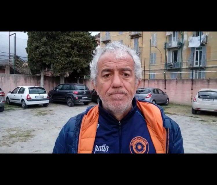Intervista post partita Mister Camisa Sammargheritese