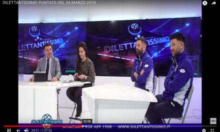 DILETTANTISSIMO: LA PUNTATA DI DOMENICA 24 MARZO 2019