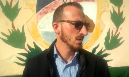 Intervista post partita Andrea Catana DS Sestrese