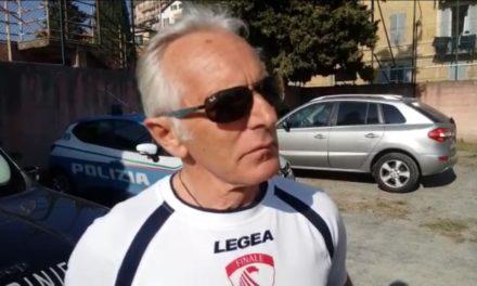 Intervista post partita Mister Porzio Finale