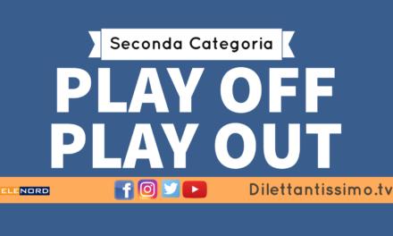 DIRETTA LIVE – Seconda Categoria: Play Off e finalissima