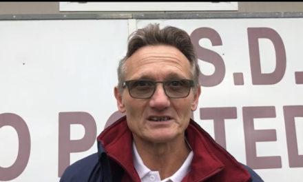 Intervista post partita Mister Boccardo Pro Pontedecimo