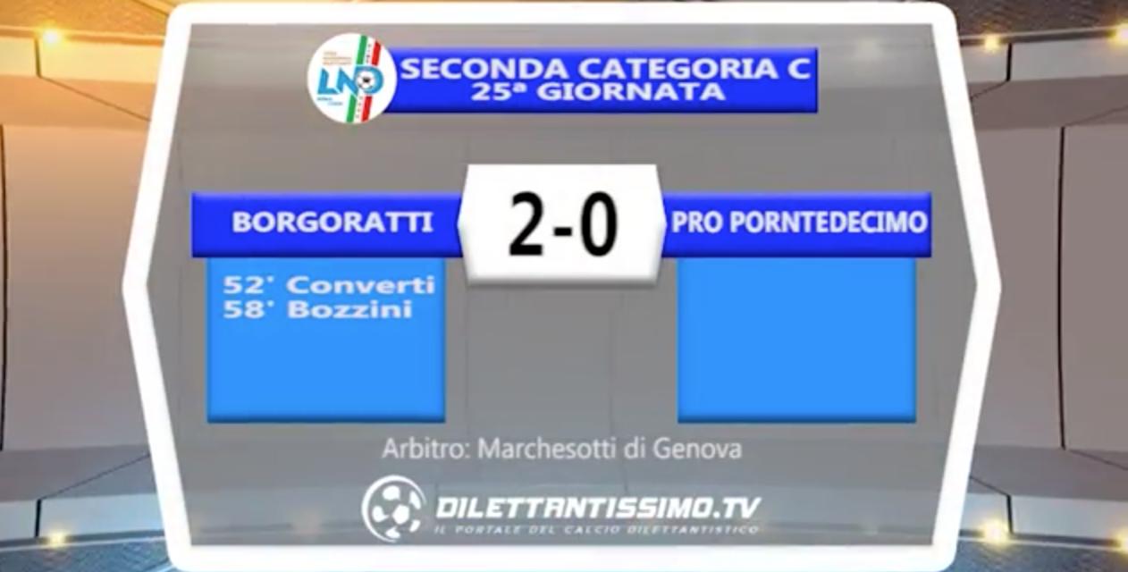 VIDEO – Borgoratti-Pro Pontedecimo 2-0: il servizio completo e le interviste