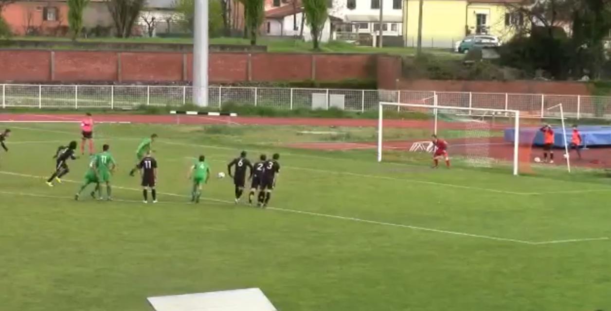 VIDEO – Fezzanese-Lavagnese 2-0: le immagini del match