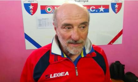 """Intervista post partita Mister Scala Molassana                           """"Siamo stati umiliati salvezza a rischio"""""""