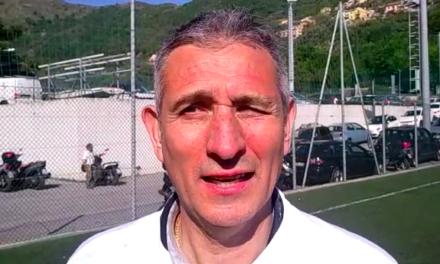 Intervista post partita Mister Mariani Athletic che si aggiudica la promozione in Eccellenza