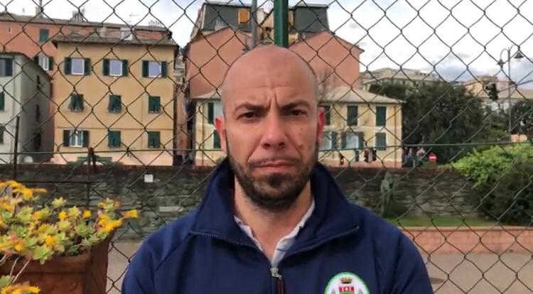 Intervista post partita Mister Carletti Praese