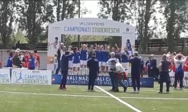 FEMMINILE: il MONTALE vince il campionato ITALIANO